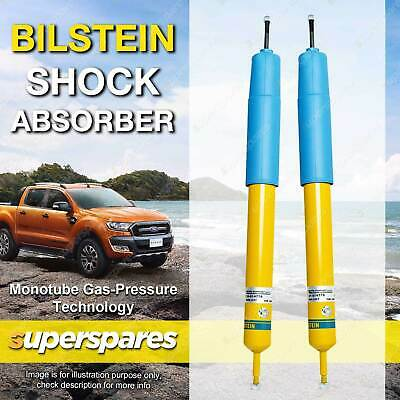 2pcs Front Shock Absorbers For 80 100 Series Toyota Landcruiser 4wd BILSTEIN