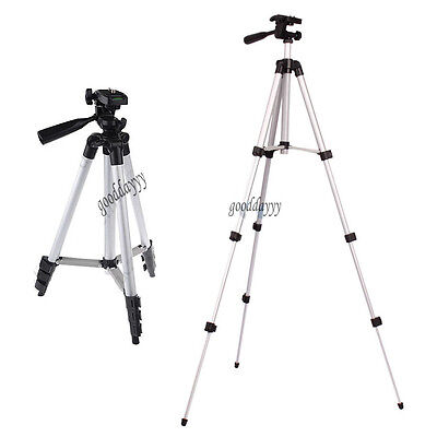 NEW Pro Tripod WT3110A Compact Camera Stand for DSLR Canon 60D Nikon D80 Sony