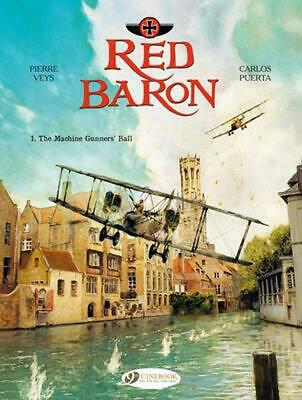 Red Baron by Pierre Veys (English) Paperback Book Free Shipping!