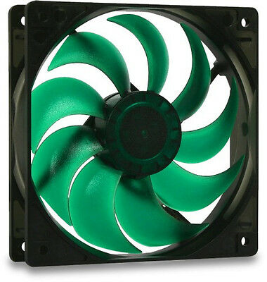 PQ491 Nanoxia Deep Silence 120mm Ultra-Quiet PC Fan, 1300 RPM