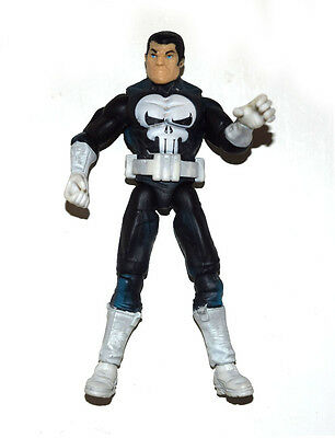 "Marvel Universe Punisher Fury Files 3.75"" Loose Action Figure"