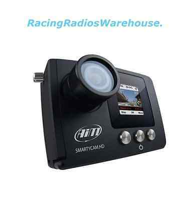 AiM SmartyCam HD Motorsports Camera With Real time Data overlayed on Videos