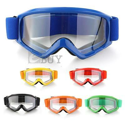 Lunettes Moto Cross Goggle Vélo Motocross Enduro Eyewear Glasses Protection