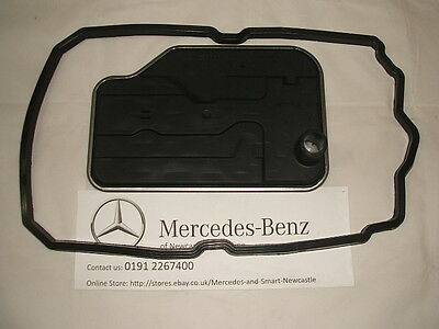 Genuine Mercedes-Benz 722.9 Automatic Gear Box Oil Filter & Gasket NEW
