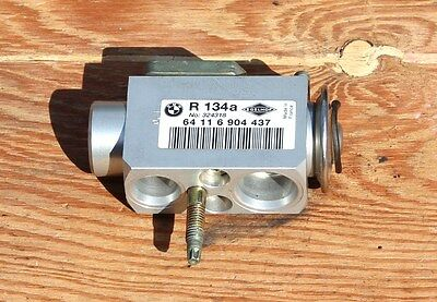 BMW E46 AC Heater Box  Expansion Valve 64116904437