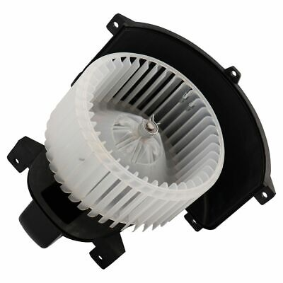 Heater Blower Motor & Cage Front for Audi Q7 Volkswagen VW Touareg NEW