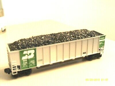 MTH  O Scale - REAL Anthracite Coal Lods - For MTH Scale Bathtub Hoppers