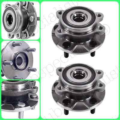 2011-2014 Scion Tc W/at  Front Wheel  Hub Bearing Assembly Left & Right Pair New
