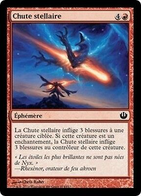 MTG Magic JOU - (4x) Starfall/Chute stellaire, French/VF