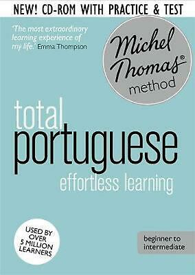 Total Portuguese Course: Learn Portuguese With the Michel Thomas Method: Beginne