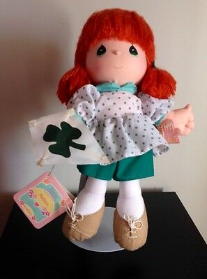 "Vintage 1988 Precious Moments Special Edition March ""Patsy"" Doll"