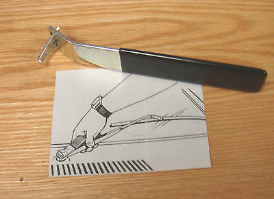 WINDSHIELD WIPER ARM REMOVAL TOOL   Made in USA