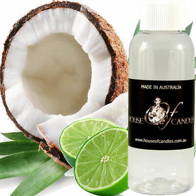 COCONUT & LIME Candle/Soap Making Fragrance Oil,Aromatherapy Oil Burner,Diffuser