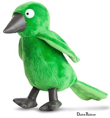 "* NEW * ROOM ON THE BROOM - 7"" Bird Plush Cuddly Soft Toy Teddy by Aurora"