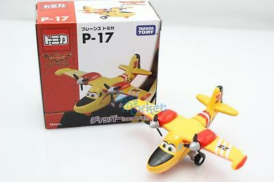 Tomica Takara Tomy Disney Movie PLANES 2 FIRE & RESCUE P17 DIPPER Diecast Toy