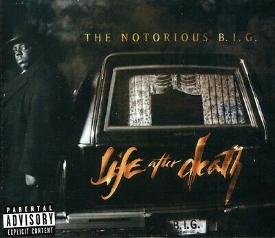The Notorious B.I.G. - Life After Death [New CD] Explicit