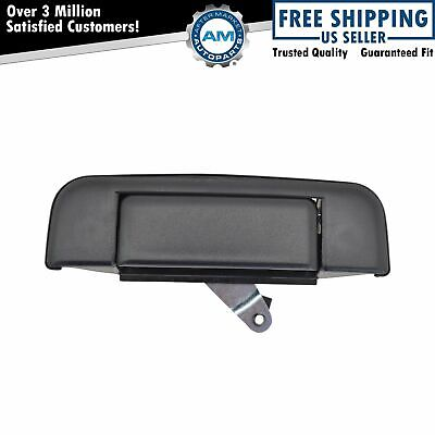 Tailgate Tail Gate Handle Black Rear for 89-95 Toyota Pickup Truck