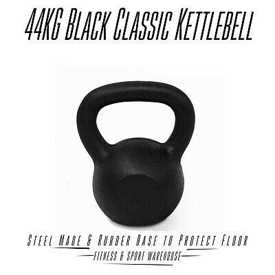 NEW Russian Style Classic Kettlebell 44KG Fitness Strength Training Equipment