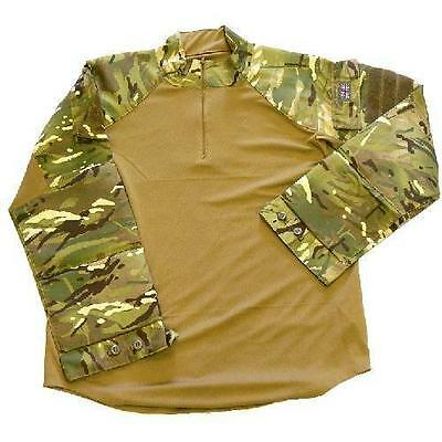 MTP UBACS British Army Issue Multicam Brown Body Hot Weather Combat Shirt ~ New
