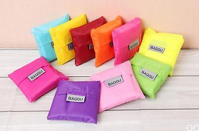 GO CA HOT SELL Fashion Reusable Folding Shopping Travel Bag Grocery Bags Tote