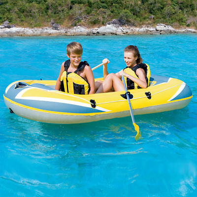 Bestway Canotto gommone Hydro Force rafting mare remi inclusi bambini 61083