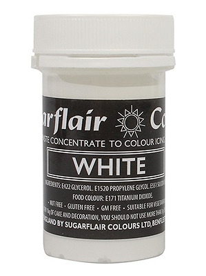 Sugarflair Food Colouring Paste - 36 Concentrated Spectral & Tartranil Colour