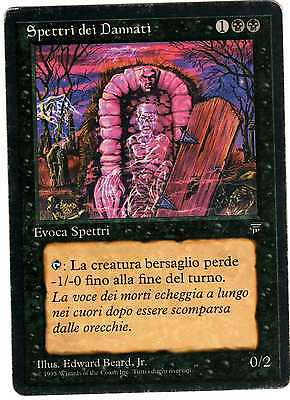 Spettri dei Dannati - Ghosts of the Damned MAGIC Leggende (ITALIAN LEGENDS) VG