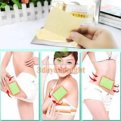New Effective 100pcs Weight Loss Diet Patch Slim Trim Patches Burn Fat NIGH