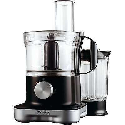 Kenwood FPM264 MultiPro 750W Variable Speed Compact Food Proccessor in Black