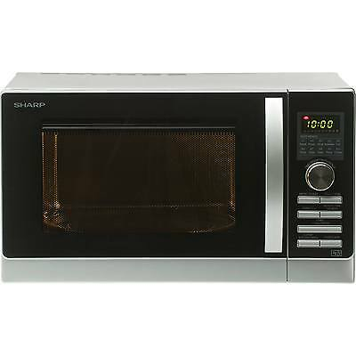sharp grill microwave oven manual