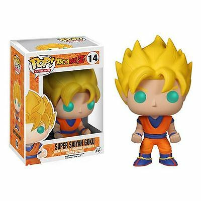 Figure Dragon Ball Z Dragonball Gt Goku Super Sayan 2 Super Pop Funko Dbz #1