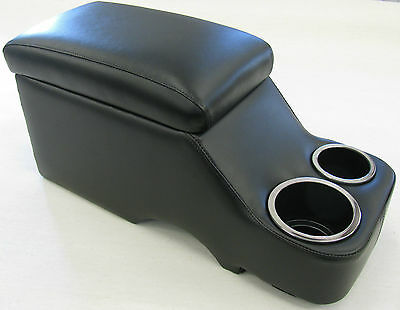 1964-72 Chevelle Center Console Humphugger Black NEW USA MADE #235