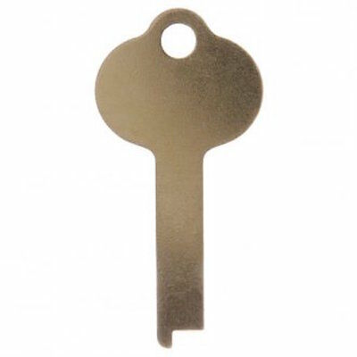 S & G Safe Keyblank for R132 Dial Check Ring-Key blank,Safe,Sargent 9500016