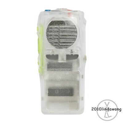 Clear Transparent Replacement Case Housing for Motorola HT750 Portable Radio