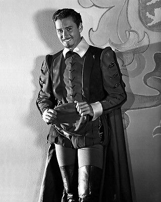 ERROL FLYNN 87 (The Private Lives of Elizabeth and Essex) PHOTO PRINT