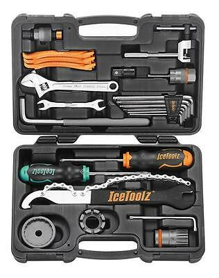 IceToolz New Bike Cycle Essence Tool Kit