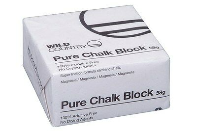 Chalk Block for bar muscle ups Wild Country 58g