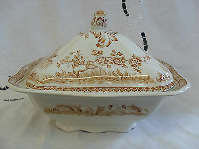 Furnivals QUAIL vegetable tureen & lid up to 2 available