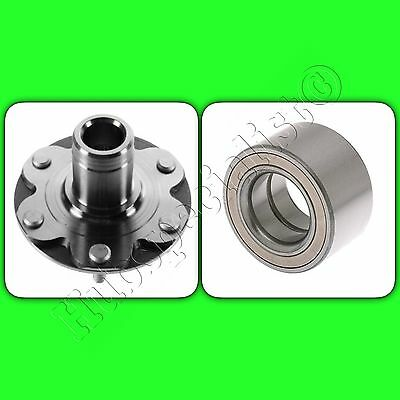 2001-2007 TOYOTA SEQUOIA 4WD FRONT WHEEL HUB & BEARING KIT LEFT OR RIGHT NEW