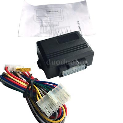 Safety Power Window Roll Up Closer Module for Car Alarm 4 Door 12V New