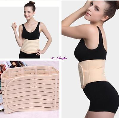 New Postpartum Support Waist Recovery Belt Shaper After Pregnancy Maternity -C