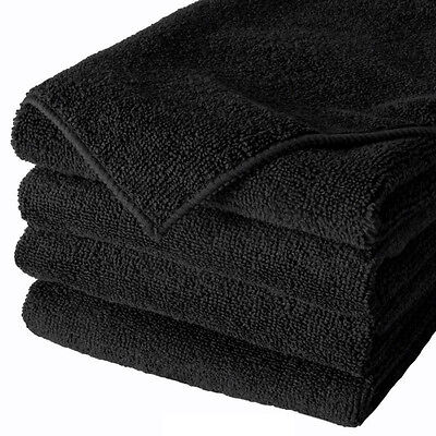 120 new microfiber towel new cleaning cloths bulk 16x16 gold 330gsm