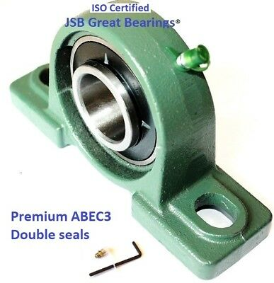 "(Qty. 1) 1"" UCP205-16 pillow block bearing with cast iron housing ucp 205-16"