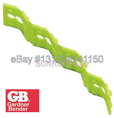Gardner Bender Device/Switch/Receptacle Electrical Box Spacer (GSP-04) 4 Strips