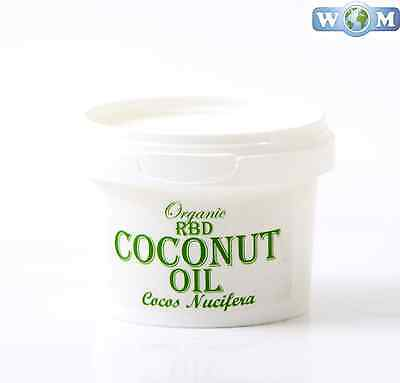 Coconut RBD Organic Carrier Oil  - 100% Pure - 100g (CO100COCORBD)