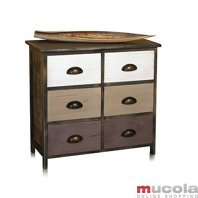 landhaus foto kommode bad schrank regal shabby holz. Black Bedroom Furniture Sets. Home Design Ideas