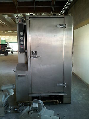 Douglas Machine Corp Model # 1536-N Industrial/Commercial Dishwasher