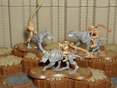 Grok Riders - Heroscape - Wave 8 - Defenders of Kinsland - Free Ship Available