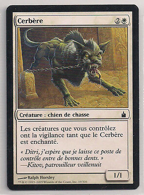MTG Magic RAV - (4x) Gate Hound/Cerbère, French/VF