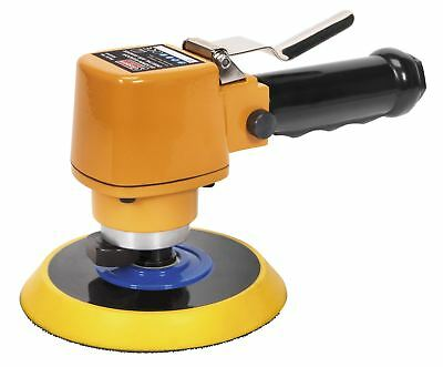 Siegen S01044 Air Sander 150mm Random Orbital
